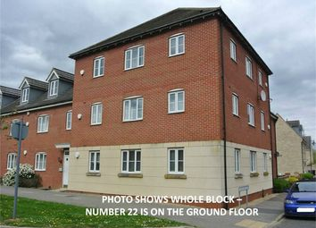Thumbnail 2 bedroom flat for sale in The Pollards, Bourne, Lincolnshire