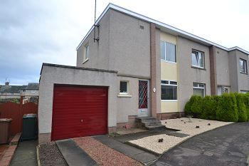 Thumbnail 2 bedroom semi-detached house to rent in Springwood Park, Liberton, Edinburgh