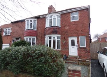Thumbnail 3 bed semi-detached house for sale in Coldwell Park Drive, Felling, Gateshead