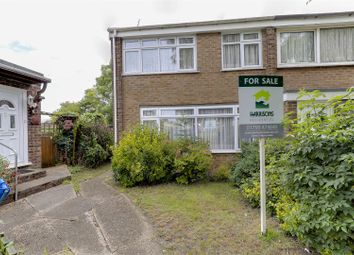 Thumbnail 3 bedroom semi-detached house for sale in Landrail Road, Lower Halstow, Sittingbourne