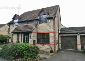 Thumbnail 2 bed semi-detached house for sale in West Green Drive, Kirk Sandall, Doncaster.