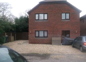 Thumbnail 2 bed semi-detached house to rent in New Road, Netley Abbey, Southampton