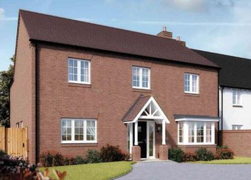 Thumbnail 5 bedroom detached house for sale in Banbury Road, Gaydon
