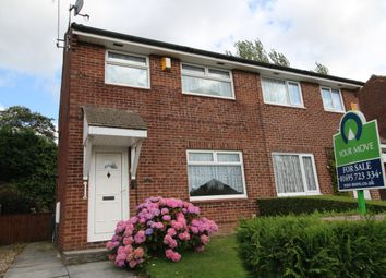 Thumbnail 3 bed semi-detached house for sale in Foxfold, Skelmersdale, Lancashire