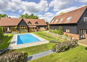 Thumbnail 6 bedroom property for sale in Watton Road, Datchworth, Knebworth