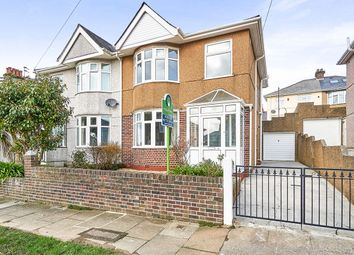 Thumbnail 3 bed property for sale in Langhill Road, Peverell, Plymouth