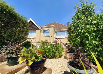 Thumbnail 2 bed detached bungalow for sale in Waun Road, Loughor, Swansea