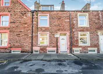 Thumbnail 4 bed terraced house to rent in Mill Street, Maryport
