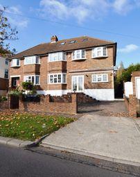 Thumbnail 5 bed semi-detached house for sale in Raeburn Avenue, Berrylands, Surbiton