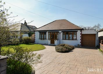 Thumbnail 2 bedroom detached bungalow for sale in 7 Windlehurst Road, High Lane, Stockport, Cheshire