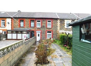 Thumbnail 3 bed terraced house for sale in Thomas's Place, Ynyshir Porth