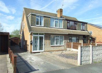 Thumbnail 3 bedroom semi-detached house for sale in Gladstone Avenue, Heanor