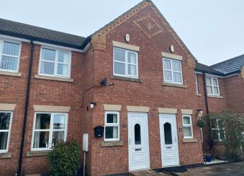 3 bed terraced house for sale in Gamble Close, Syston, Leicester LE7