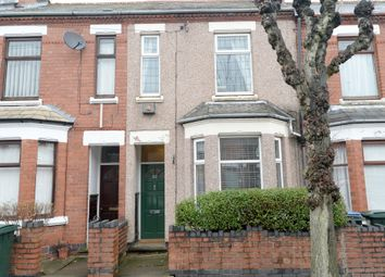 Thumbnail 2 bed terraced house for sale in Hugh Road, Coventry