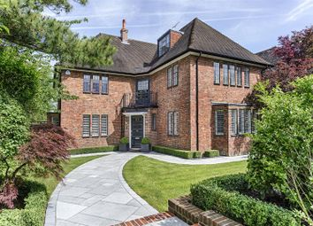 Thumbnail 7 bed detached house to rent in Meadway, Hampstead Garden Suburb