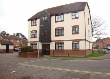 Thumbnail 2 bed flat to rent in California Close, Highwoods, Colchester