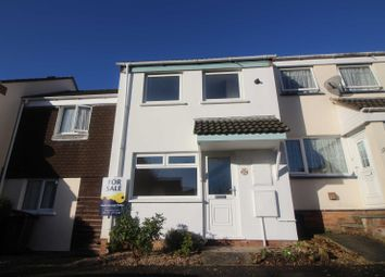 Thumbnail 2 bed terraced house for sale in Woolbarn Lawn, Barnstaple