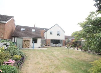 Thumbnail 5 bed detached house for sale in Gannaway Lane, Tewkesbury