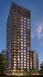 Thumbnail 1 bed flat for sale in Bradney House, Merrick Road, Southall