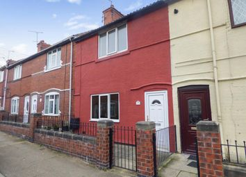Thumbnail 2 bedroom terraced house for sale in Cambridge Street, South Elmsall, Pontefract