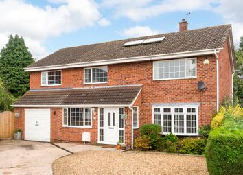 Thumbnail 5 bed detached house for sale in Galton Drive, Shrewsbury
