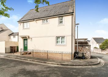 Thumbnail 3 bed detached house for sale in Emily Gardens, Plymouth