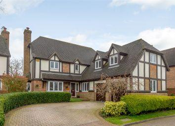 Thumbnail 5 bed detached house for sale in Scotts Farm Close, Maids Moreton, Buckingham, Buckinghamshire