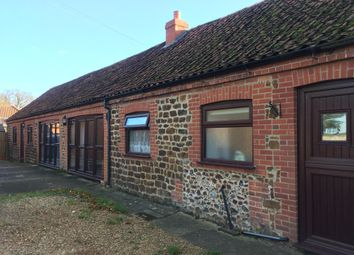 Thumbnail 1 bed cottage to rent in St Andrews Lane, Congham, King's Lynn