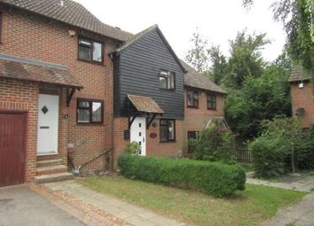Thumbnail 2 bed terraced house for sale in Silver Tree Close, Chatham, Kent