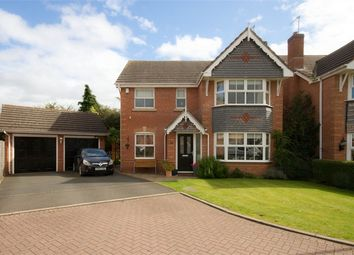 Thumbnail 4 bed detached house for sale in Gregorys Green, Coven, Wolverhampton, Staffordshire
