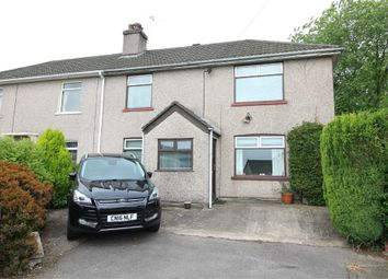 Thumbnail 3 bed semi-detached house for sale in 10 Parc Avenue, Pontnewydd, Cwmbran, Torfaen