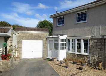 Thumbnail 3 bed semi-detached house for sale in Easterly Close, Brackla, Bridgend.
