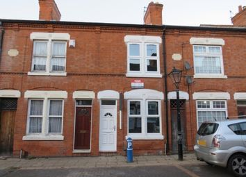Thumbnail 3 bed terraced house for sale in Worthington Street, Highfields, Leicester