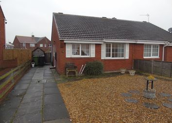 Thumbnail 2 bedroom bungalow for sale in Manor Drive, Newbiggin-By-The-Sea
