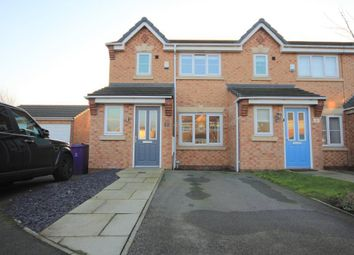 Thumbnail 3 bedroom semi-detached house to rent in Plymouth Close, Garston, Liverpool