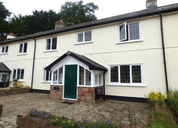 Thumbnail 3 bed terraced house to rent in Uffculme, Cullompton