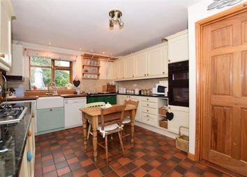 Thumbnail 4 bed detached house for sale in Swanley Village Road, Swanley Village, Kent