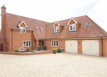 Thumbnail 5 bed detached house for sale in Penton Harroway, Andover, Hampshire