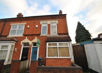 Thumbnail 2 bed end terrace house for sale in Fashoda Road, Selly Park, Birmingham