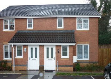 Thumbnail 3 bed end terrace house to rent in Bishpool View, Newport