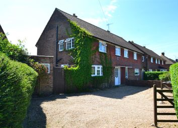 Thumbnail 3 bed semi-detached house for sale in The Ridgeway, Horley