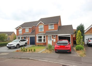 Thumbnail 3 bed link-detached house to rent in Pursey Drive, Bradley Stoke, Bristol, South Gloucestershire