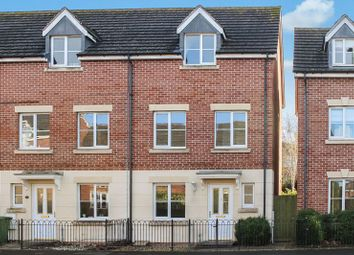 Thumbnail 4 bed town house for sale in Bullingham Lane, Hereford