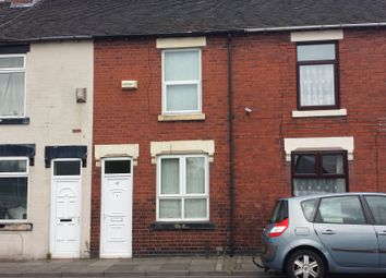 Thumbnail 2 bedroom terraced house to rent in Summerbank Road, Tunstall, Stoke On Trent