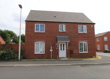 Thumbnail 4 bed detached house for sale in Chestnut Way, Bidford-On-Avon, Alcester, Warwickshire