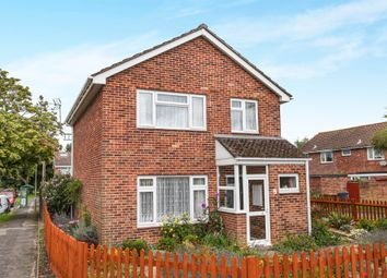 Thumbnail 3 bed detached house for sale in Danebury Way, Nursling, Southampton