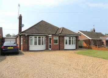 Thumbnail 4 bed detached bungalow for sale in New Road, Shouldham, King's Lynn