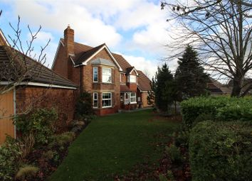 Thumbnail 4 bed detached house for sale in Wolverton Close, Chippenham