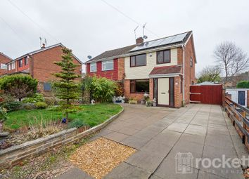 Thumbnail 3 bed semi-detached house to rent in Kensworth Close, Clayton, Newcastle Under Lyme, Staffordshire