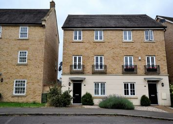 Thumbnail 4 bedroom semi-detached house to rent in Harlow Crescent, Oxley Park, Milton Keynes